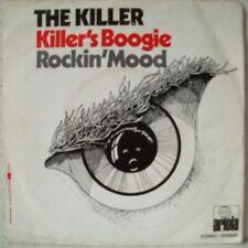 "The KILLER Killer's boogie (LISTEN) 7"" 1973 instr. jazz-r&r HOLLAND"