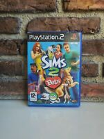 The Sims Pets 2 (Sony PlayStation 2, 2006) PS2 FREE POST!