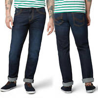 TOM TAILOR Herren Marvin Straight Jeans Denim High Stretch Five Pocket Hose