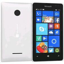 NEW IN BOX Microsoft Lumia 435 8GB 3G White Prepaid Smartphone