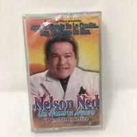 Nelson Ned Un Hombre Nuevo Testimonio Cassette MÚSICA RELIGIOSA CRISTIANO LATINO