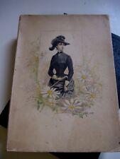 OCTAVE FEUILLET ROMAN JEUNE HOMME PAUVRE 1887 Illustré MOUCHOT 1 des 100 / Japon