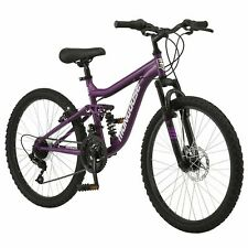 """🔮💜🔮💜Mongoose 24"""" Major Mountain Bike, Purple SHIPPING TO LOWER 48 ONLY🔮💜🔮"""