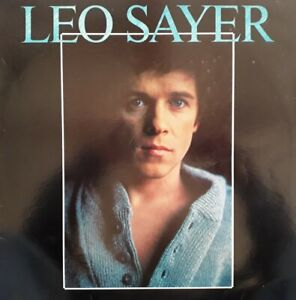 Leo Sayer Vinyl LP.1978 Chrysalis CDL 1198.I Can't Stop Loving You+