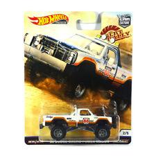 '80 Dodge macho poder Vehículo Desert Rally 2/5 coche Culture 1 64 Hot Wheels