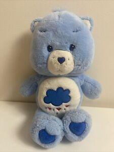 Care Bear Grumpy Blue Bear 33cm 2002 Cousins