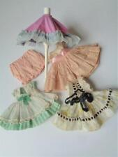 Vintage 1953 Vogue Ginny LUCY #39 JUNE #41 Tiny Miss Doll Dress TAGGED