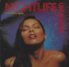 Nightlife Unlimited – Let's Do It Again  New cd  Canada import