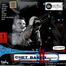 CHET BAKER QUARTET SAM RECORDS 84009 BARCLAY DISQUES 180g 2021 release