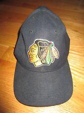 Vintage Twins CHICAGO BLACK HAWKS (Adjustable Snap Back) Cap
