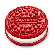 Supreme x Oreo Cookies 8 PACK LOT, 24 Cookies! IN HAND!