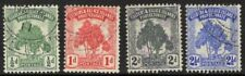 GILBERT & ELLICE IS. SG8/11 1911 DEFINITIVE SET FINE USED