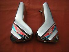 Lambretta J50/100/125  75Lui coppia copri forcelle originali Super new old stok