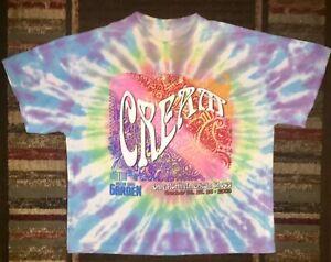 Cream T-Shirt Last Show NYC MSG 2005 Size XL