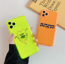 Neon Harry Fine Line Soft Case IPhone 11 SE2 XS Max XR 8 7 Plus 12Pro Max Cover