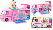 CAMPER OF DREAMS OF BARBIE WITH ACCESSORIES MATTEL FBR34 edition 2018