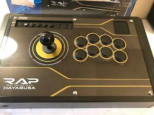 HORI Real Arcade Pro N Hayabusa Arcade Fight Stick for PlayStation 4, PlaySta...