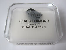 Nadel für Dual DN 249 E / DMS 249 E NEU Stylus NEW Analogis Black Diamond