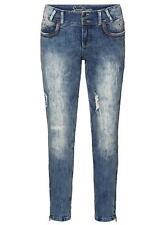 New Sheego Studded Stretch Jeans Size 28R BNWT