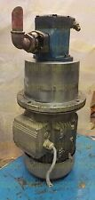 pompe groupe hydraulique pump SIEMENS 8KW + REXROTH 210bar 26l/min R900940633