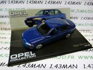 OPE82 voiture 1/43 IXO eagle moss OPEL collection : Vectra B 1995/2002
