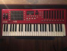 Akai Professional MAX49   49-Key USB MIDI Keyboard & Drum Pad Controller - USED