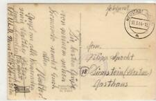 GERMANY: 1944 naval postcard with UNTERSEEBOOT cachet (C45134)