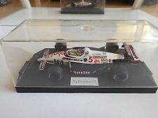 Onyx Indycar Lola Migel Mansell #5 in Black/White on 1:43 in Box