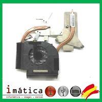 VENTILADOR DISIPADOR PAVILION PARA PORTATIL HP DV5 1150 COLOR PLATA 486799-001