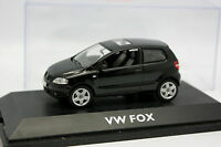Schuco 1/43 - VW Fox Noire