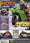 MOTO JOURNAL 1543 Test KAWASAKI ZX-6 R 636 HONDA RC 211 NSR 500 Dan Gurney 2002