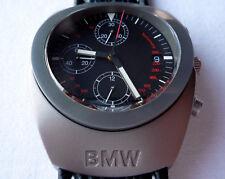 BMW Titanium Motorsport Racing Sport Car Accessory Automatic Chronograph Watch