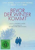 Bevor der Winter kommt   DVD   Zustand gut