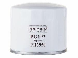 For 1983-1985 Chrysler New Yorker Oil Filter Premium Guard 59183WK 1984