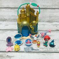Disney Store Mini Animators Littles Little Mermaid Ariel Playset & Figures