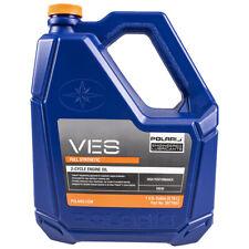Ves Ii Full Synthetic 2-Stroke Engine Oil 1 Gallon 2877883 Polaris Snowmobiles (Fits: Polaris)