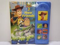 Toy Story 3 New Friends Play A Sound by Publications International 1412745845