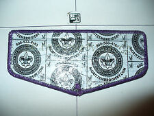 OA Langundowi Lodge 46,2015,Restr,LARGER Flap,FDL Left,WHT MTZPB,251,256,Erie,PA