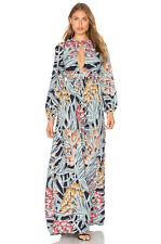 MARA HOFFMAN HERBARIUM KEYHOLE MAXI DRESS size 4 new with tags