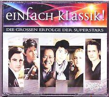 EINFACH KLASSIK  -   Reader's Digest   4 CD Box