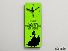 Snow White - Remember you're the one who can fill the world with ... -Wall Clock