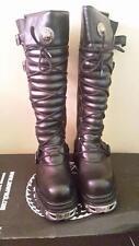 Nuevo Y En Caja Para Hombre New Rock Boots Talla 13