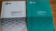 AT&T Partner Plus Programming & Installation Guides