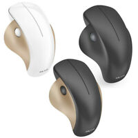 2.4Ghz Wireless Optical Mouse Silent Click Ergonomic Mouse For Computer