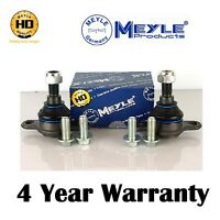2 x VW TRANSPORTER T4 MEYLE HD LOWER SUSPENSION ARM BALL JOINTS
