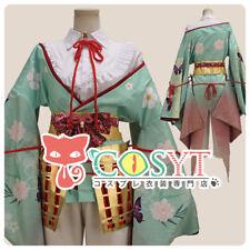 Sengoku Night Blood Toyotomi Army Takenaka Hanbee Cosplay Costume COSYT