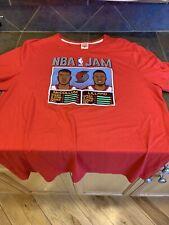 NBA Jam Lillard & McCollum Portland Trailblazers Shirt Mens XXL