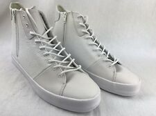 CREATIVE RECREATION  Carda White Leather MEN FASHION SNEAKERS 11M