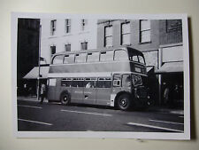 ENG1899 - 1960s WESTERN NATIONSL OMNIBUS Co - BUS PHOTO