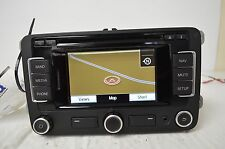 VW VOLKSWAGEN RNS-315 Navigation GPS AM FM SAT Radio Stereo AUX CD I12#001